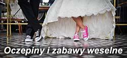 oczepiny i zabawy weselne