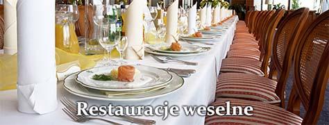 Restauracje weselne
