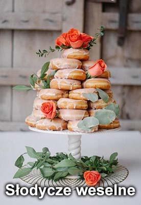 słodycze weselne