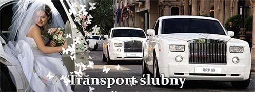 Transport ślubny